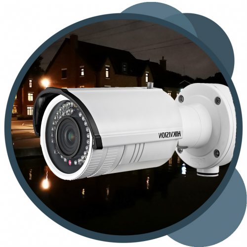 Hik Vision Camera, Home Security Solutions
